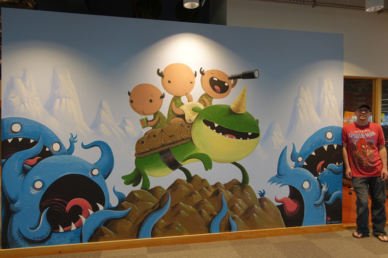 Mural madess!