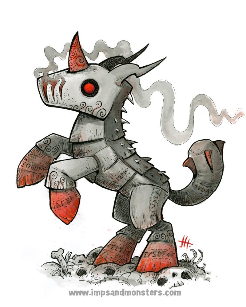 The Doomicorn
